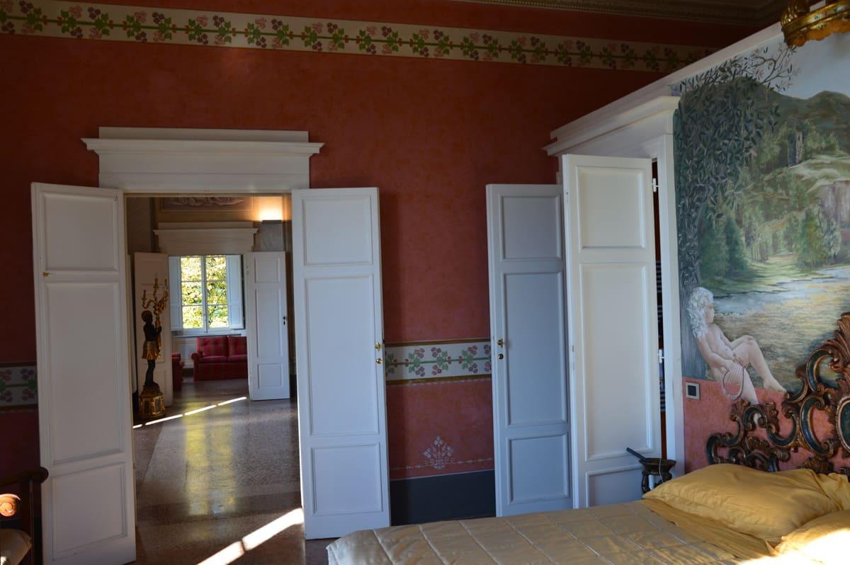 Filettole Luxuty Castle Bedroom