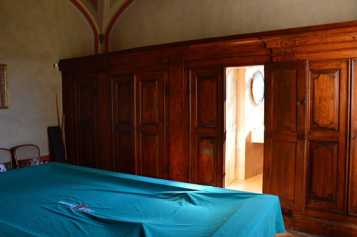 Filettole Luxuty Castle Billiard Room