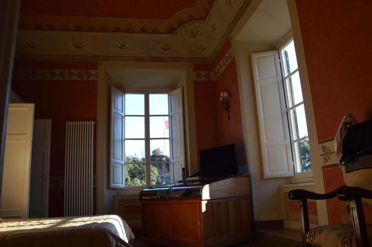 Filettole Luxuty Castle Living Room