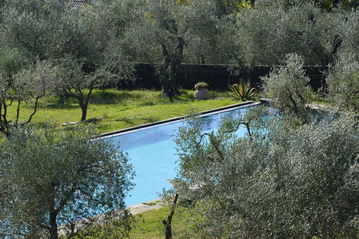Filettole Luxury Castle Pool